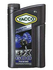 BVX600-GEAR